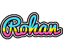 Rohan circus logo