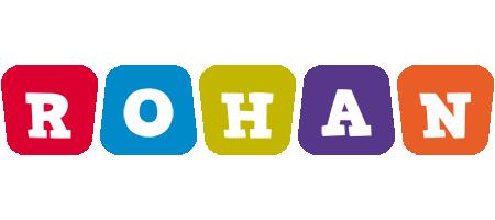 Rohan daycare logo