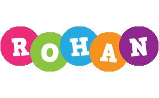 Rohan friends logo