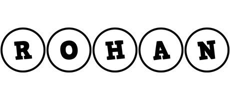 Rohan handy logo