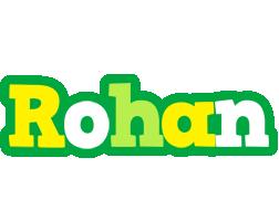 Rohan soccer logo