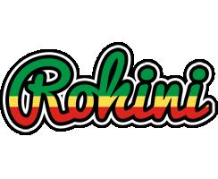 Rohini african logo