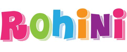 Rohini friday logo