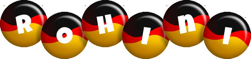 Rohini german logo