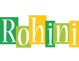 Rohini lemonade logo