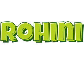 Rohini summer logo