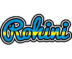 Rohini sweden logo