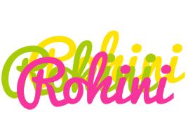 Rohini sweets logo