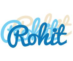 Rohit breeze logo