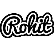 Rohit chess logo