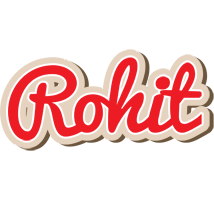 Rohit chocolate logo