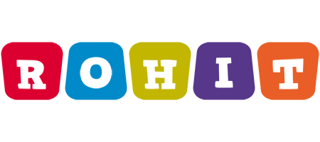 Rohit daycare logo