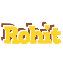 Rohit hotcup logo