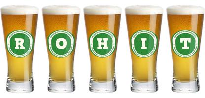 Rohit lager logo