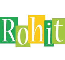 Rohit lemonade logo