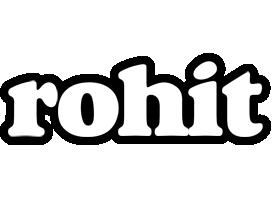 Rohit panda logo