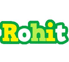 Rohit soccer logo