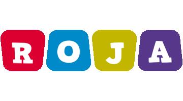 Roja kiddo logo