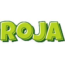Roja summer logo