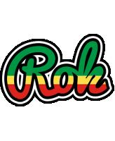 Rok african logo