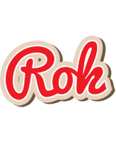 Rok chocolate logo