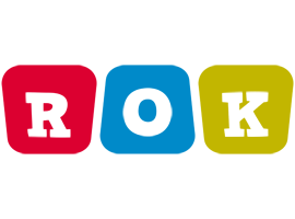 Rok daycare logo
