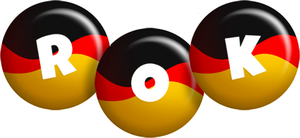 Rok german logo