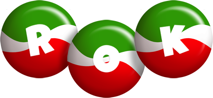 Rok italy logo