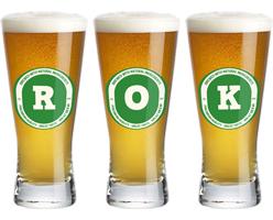 Rok lager logo