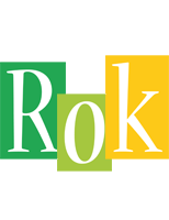 Rok lemonade logo