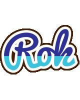Rok raining logo