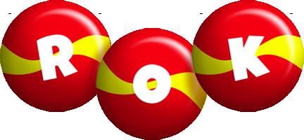 Rok spain logo