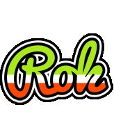 Rok superfun logo
