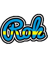 Rok sweden logo