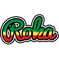 Roka african logo