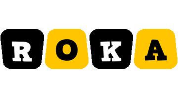 Roka boots logo