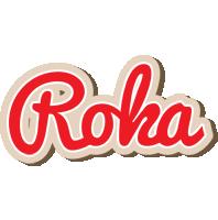 Roka chocolate logo