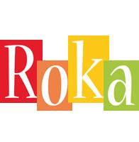 Roka colors logo