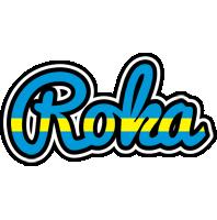 Roka sweden logo