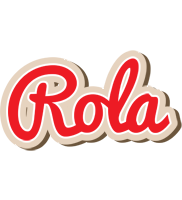 Rola chocolate logo