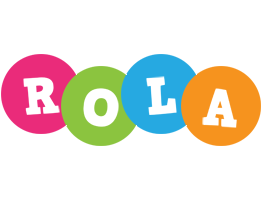 Rola friends logo