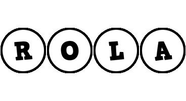 Rola handy logo