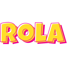 Rola kaboom logo