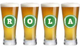 Rola lager logo