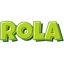 Rola summer logo