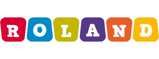 Roland kiddo logo