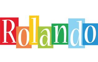 Rolando colors logo