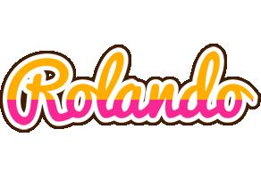 Rolando smoothie logo