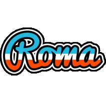 Roma america logo