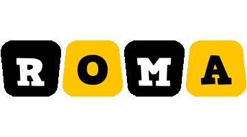 Roma boots logo